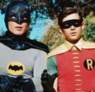 Batman and Robin talk