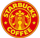 Communist Starbucks logo