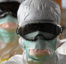 Ebola crisis masks