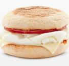 Egg White Delight at McDonald's