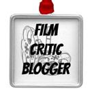 Film critic blogger badge