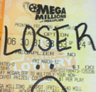 Losing lottery ticket
