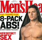 Ryan Phillippe on cover of Men's Health Magazine