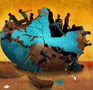 Planet Earth: No vacancy