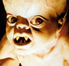 Rosemary's baby devil eerie face