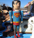 Superman Nutcracker