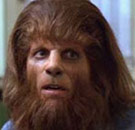 Michael J. Fox as a werewolf in Teen Wolf