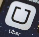 Uber iPhone icon