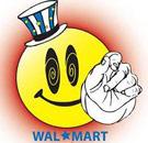 Walmart evil face