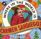 Where in the World is Carmen Sandiego? logo
