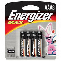 Energizer AAA batteries