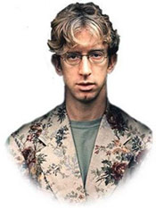 Andy Dick looks sickly