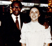 Barack Obama's parents