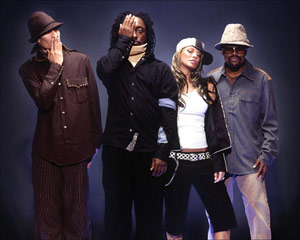 Black Eyed Peas full band photo
