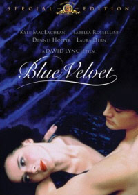 Blue Velvet DVD movie box