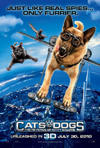 Cats and Dogs movie poster