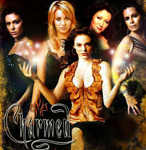 Witches in the Charmed TV show