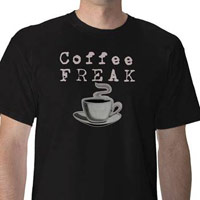 Coffee Freak tshirt