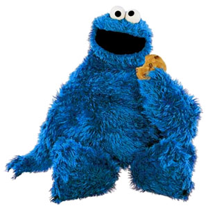 Cookie Monster celeb
