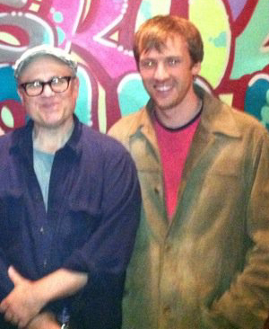 Court Sullivan and Bobcat Goldthwait