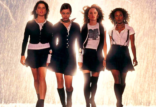 The Craft movie (1996) with Neve Campbell