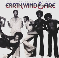 Earth Wind and Fire CD cover