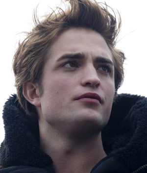 Edward Cullen in Twilight