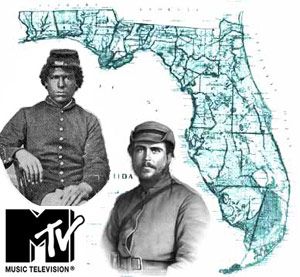 MTV during the Civil War in Florida