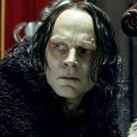Grima Wormtongue from Lord of the Rings