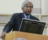 Indian college professor