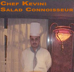 Kevin the Salad Chef