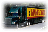 Mayflower truck