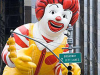 McDonald's balloon