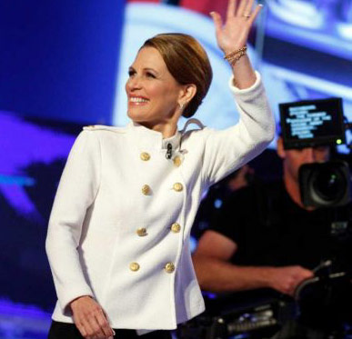 Michelle Bachmann - Republican presidential nominee