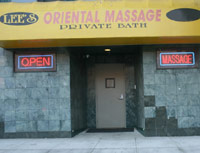 Oriental massage spa
