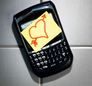 Phone sex heart post-it note The one time I decided I did want to have phone ...