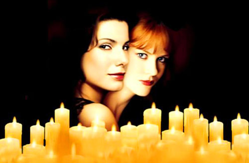 Practical Magic movie with Sandra Bullock