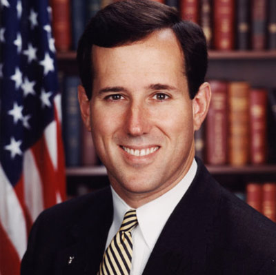 Rick Santorum - Republican presidential nominee
