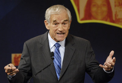 Ron Paul - Republican presidential nominee