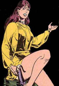 Silk Spectre (comic character)