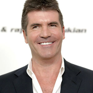 Simon Cowell of American Idol