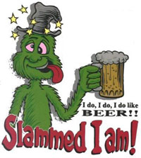 Slammed I Am Grinch