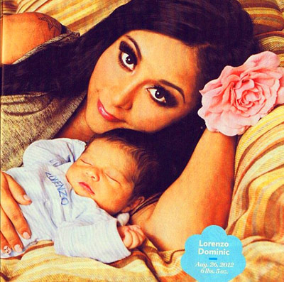 Snooki Baby Pictures on Wait  If Six Pounds Five Ounces Came Out  Exactly How Big Is Vinny Who