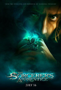 The Sorcer's Apprentice movie poster