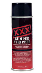 XXX Bumper Stripper Repellent
