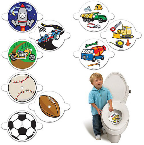 Why Do Men Still Pee Standing Up? - Tinkle Targets should