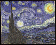 Van Gogh Starry Night