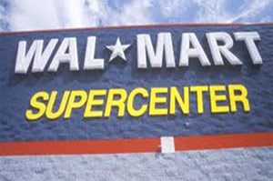 Walmart Supercenter logo