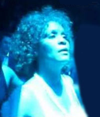 Ghost of Whitney Houston