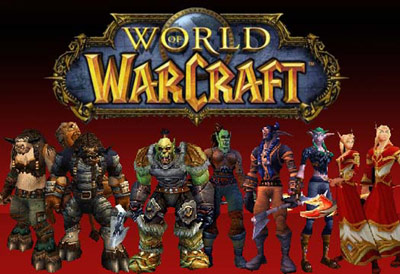 World of Warcraft by Blizzard Entertainment characters